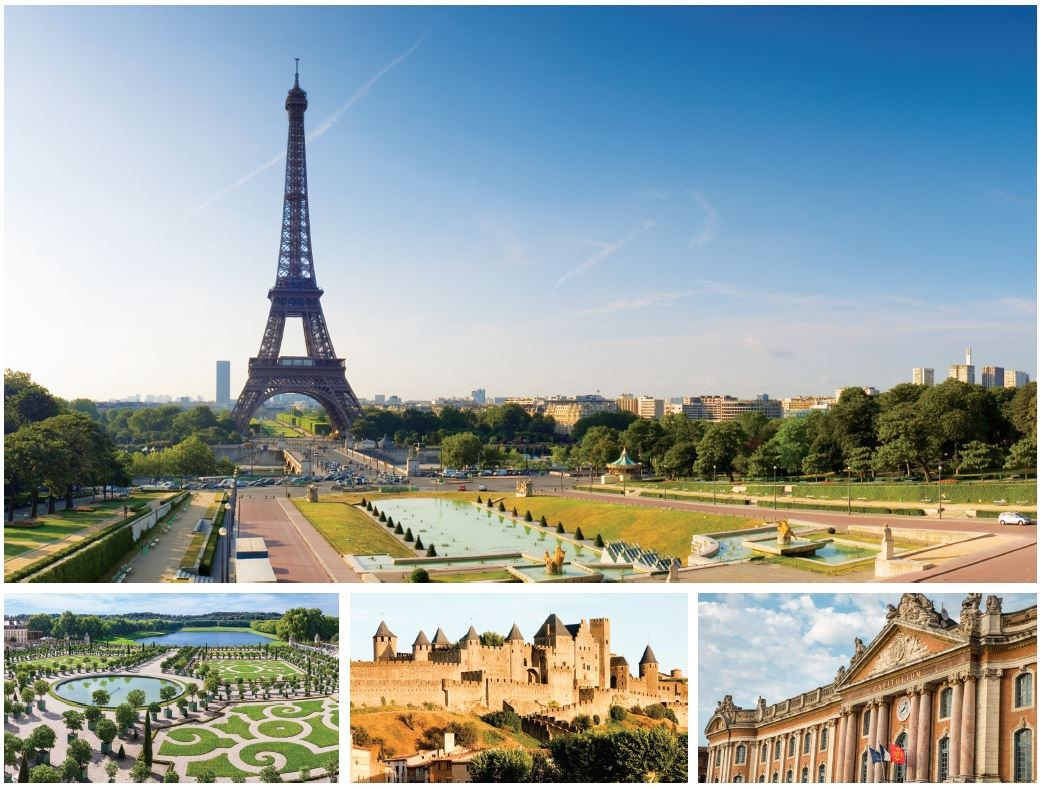 Paris France Alumni Trip 2019