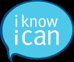 i know i can logo