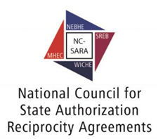 Member institution of State Authorization Reciprocity Agreements