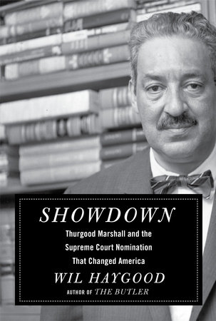 Book cover for Showdown by Wil Haygood