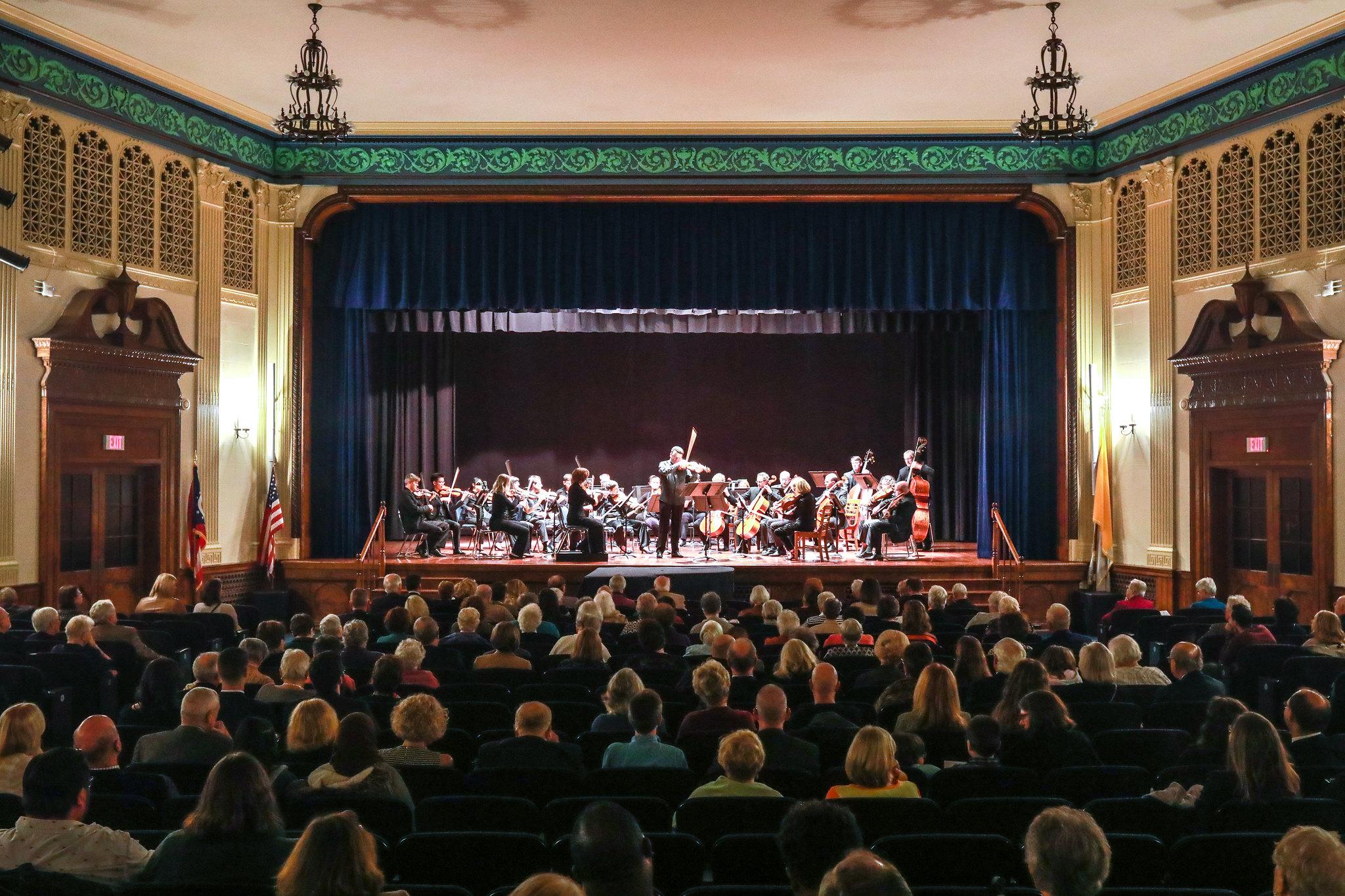 ProMusica at the Matesich Theatre