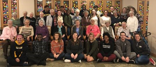 Residence Life and Dominican Sisters 2019