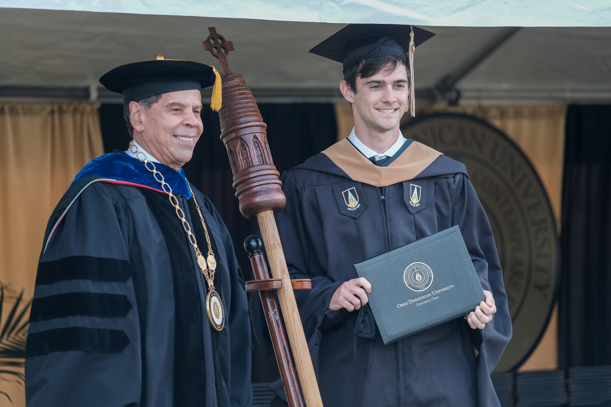 Spring Commencement 2021(8)