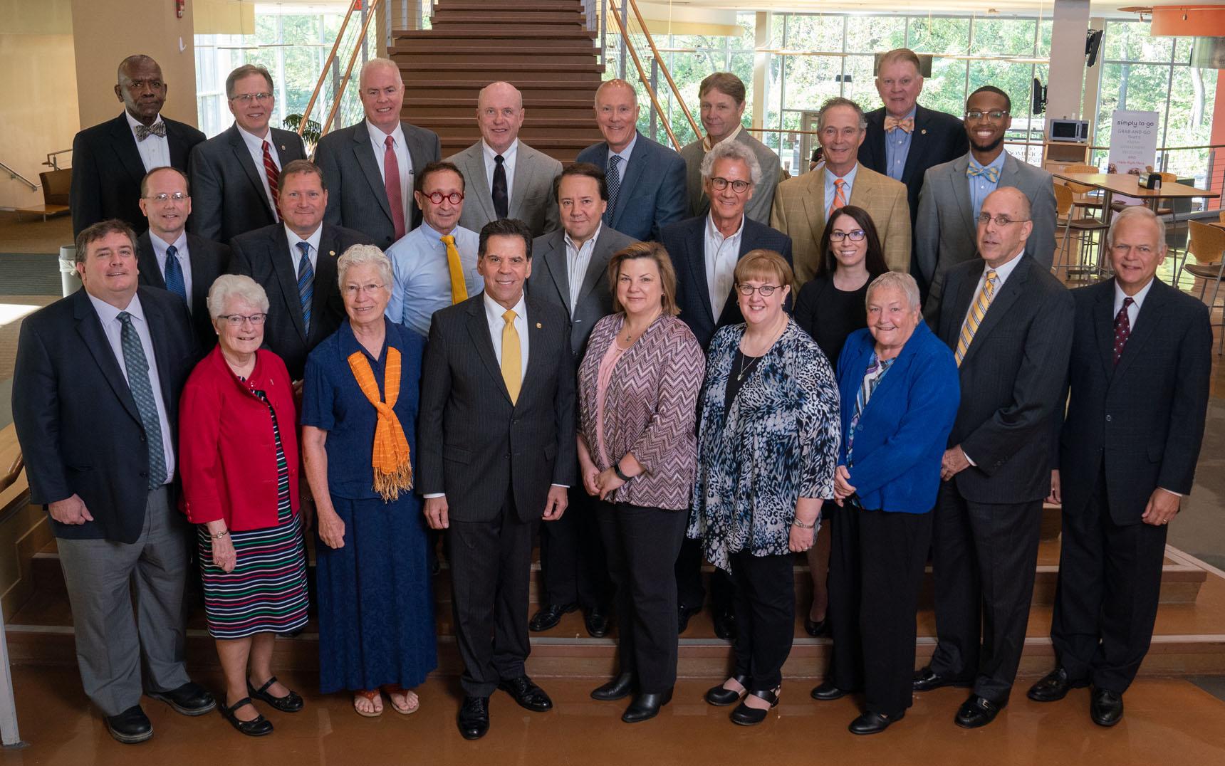 2019-2020 ODU Board of Trustees