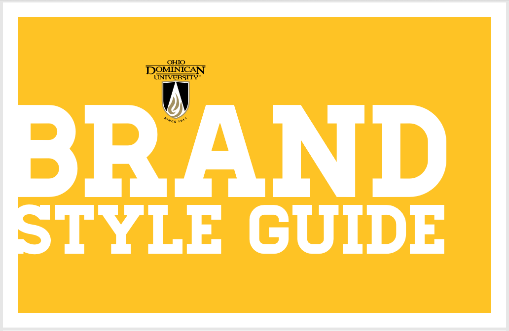 ODU Brand Style Guide