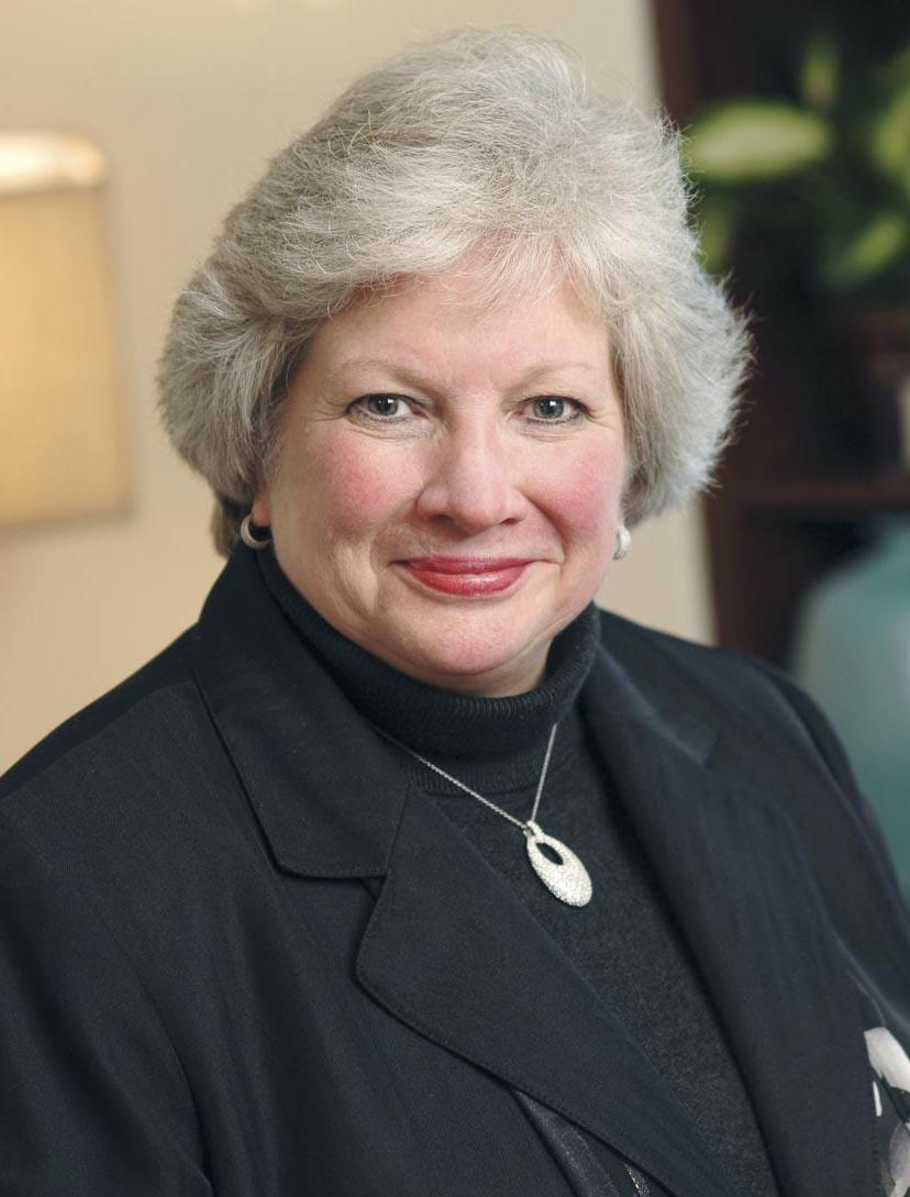 ODU 17th President Connie Gallaher